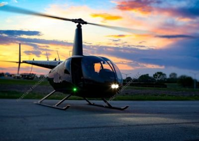 R44 TE Dusk Picture Running with Watermark